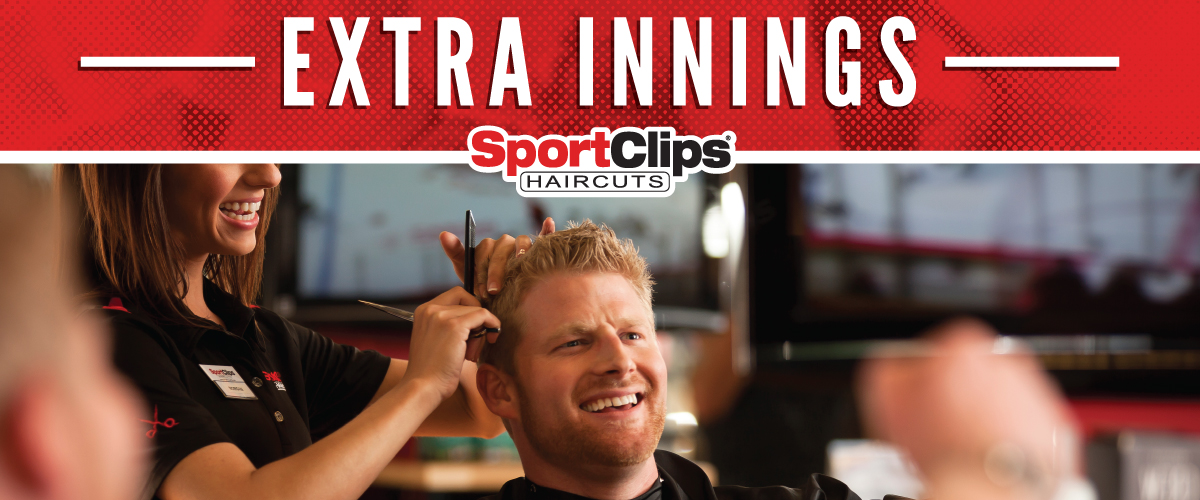 The Sport Clips Haircuts of Hixson Extra Innings Offerings