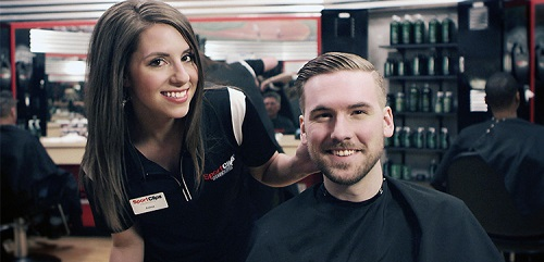 Sport Clips Haircuts of Hixson​ stylist hair cut